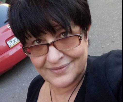 """Пропутинскую украинскую """"журналистку"""" вышвырнули из России / facebook.com/AlicefoxLviv"""