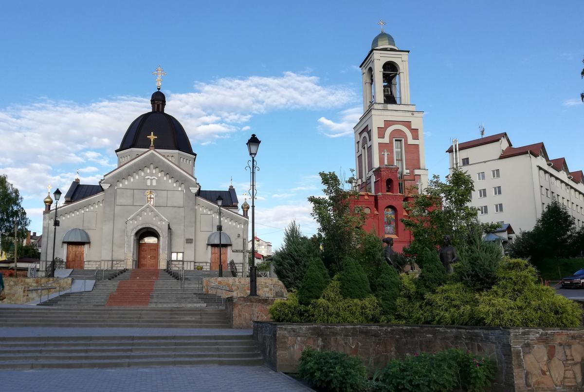 Церковь Святого Николая в Трускавце / Фото Марина Григоренко