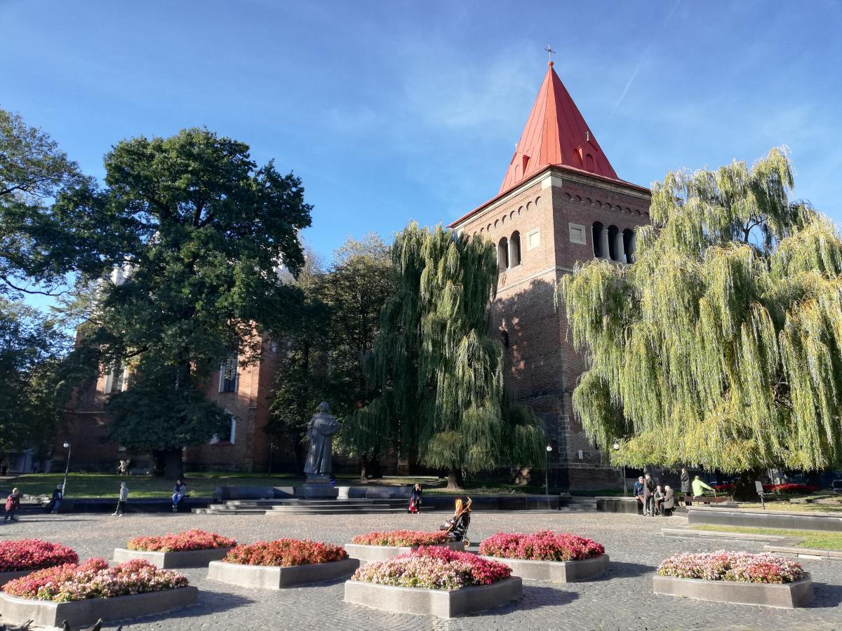 Костел святого Варфоломея в Дрогобыче / Фото Марина Григоренко