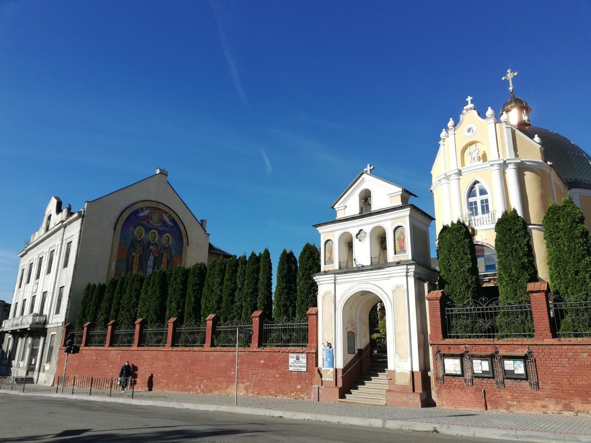 Церковь Петра и Павла в Дрогобыче / Фото Марина Григоренко