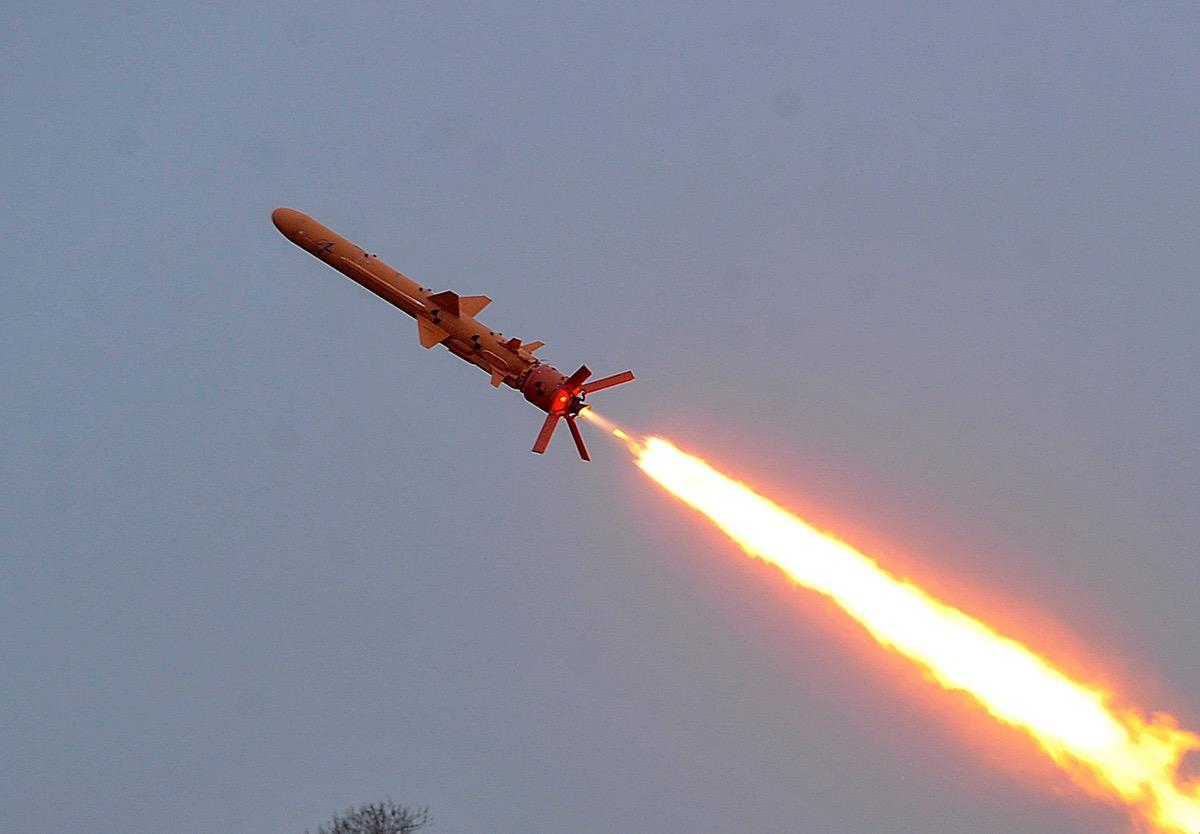 """Ракету """"Нептун"""" называют одной из главных новинок отечественного ВПК / фото ukroboronprom.com"""