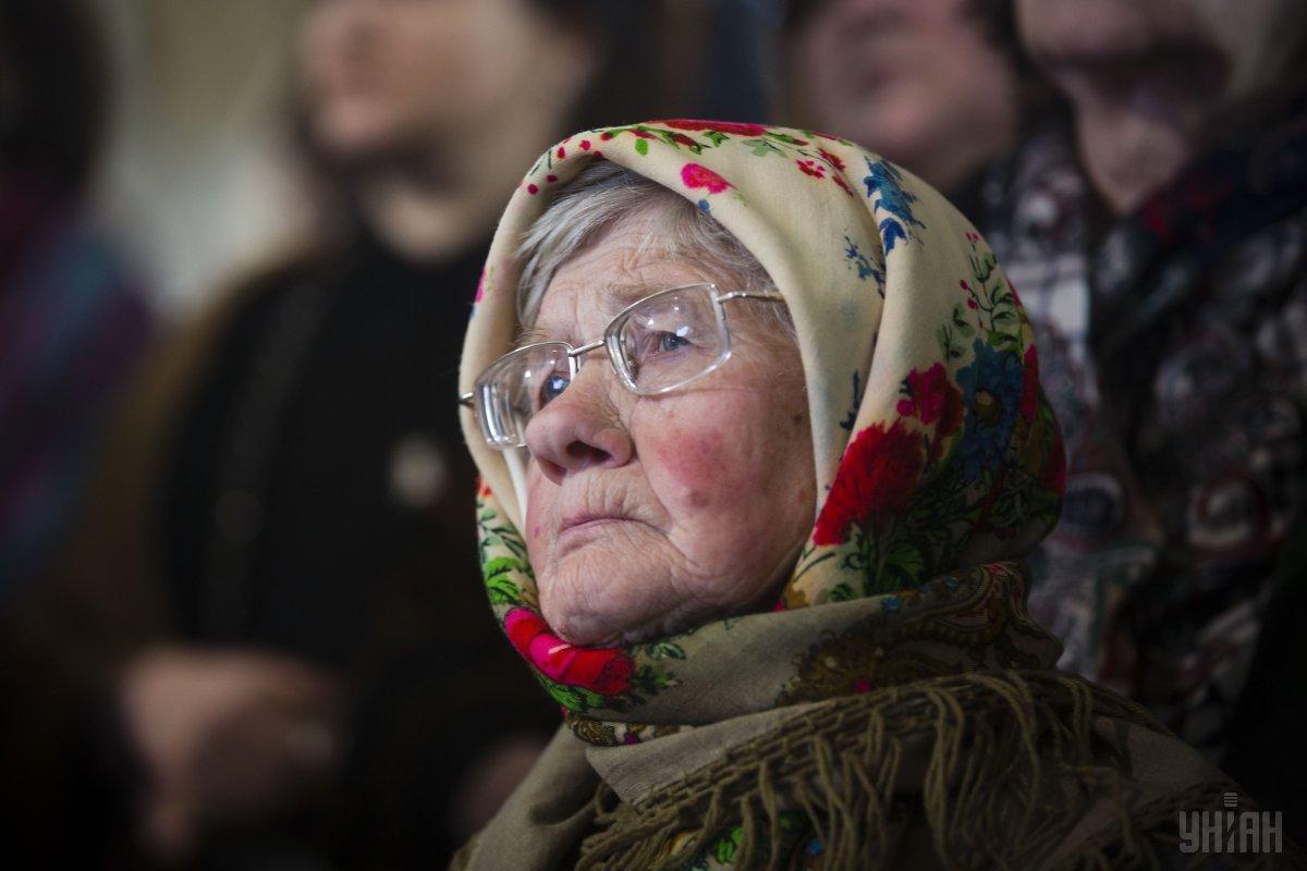 Расходы на пенсионные и другие запланированные выплаты в 2020 году составили 479,3 млрд грн / фото УНИАН Владимир Гонтар