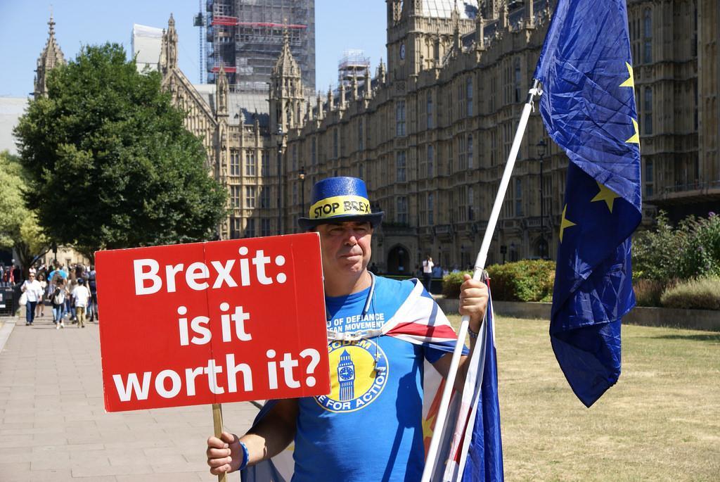 Рекордное количество британцев хотят остаться в ЕС / фото Flickr