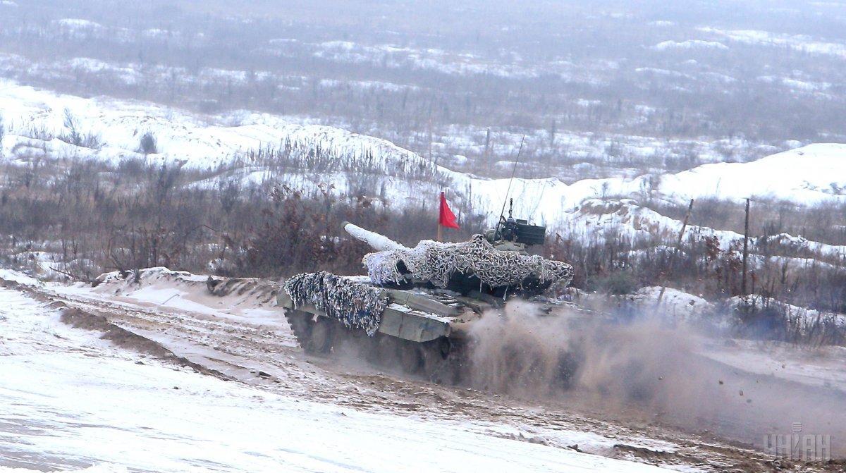 За сутки украинские военные ликвидировали двух боевиков / фото УНИАН