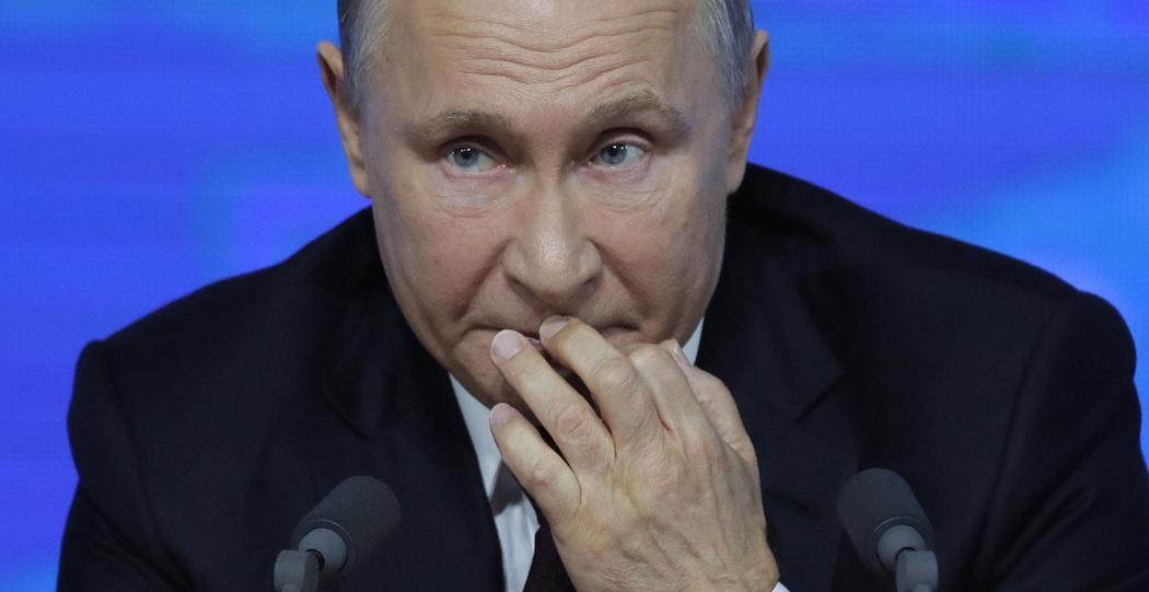 Всему виной полуфашистский режим в РФ / Фото из открытых источников