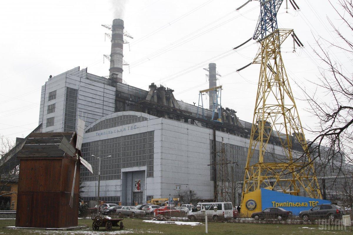Украинские электростанции переходят с дефицитного антрацита на газовый уголь / фото УНИАН