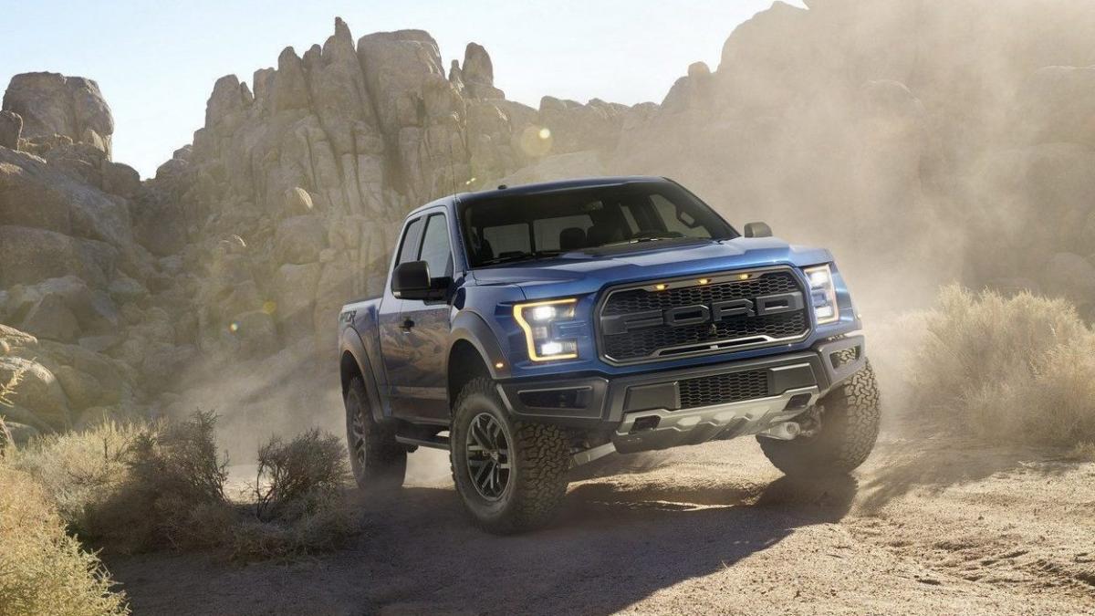 Ford разрабатывает полностью электрический пикап /фото itc.ua