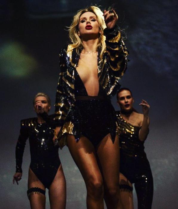 На вечеринке, по информации СМИ, выступала и Лобода / фото Instagram Светлана Лобода