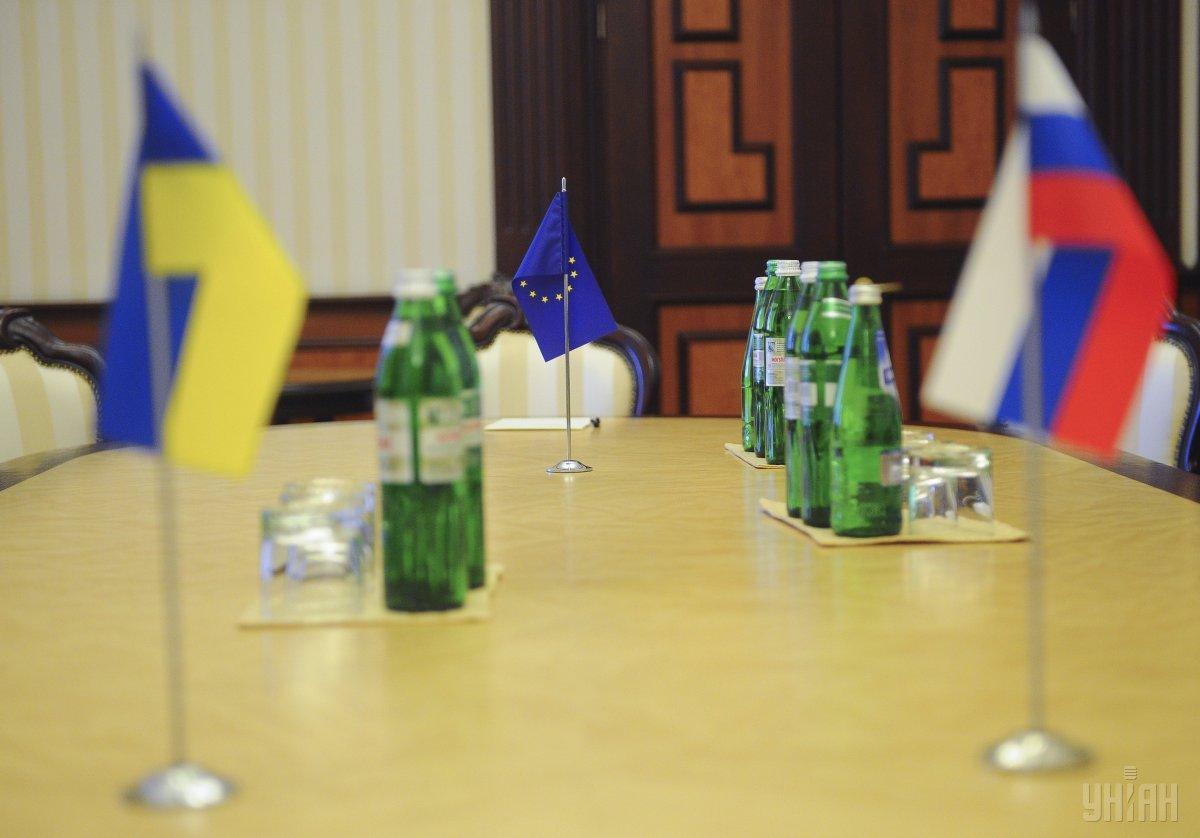 В Еврокомиссии сообщили о всех участниках трехсторонних переговоров с Россией о транзите газа по территории Украины 21 января в Брюсселе / фото УНИАН
