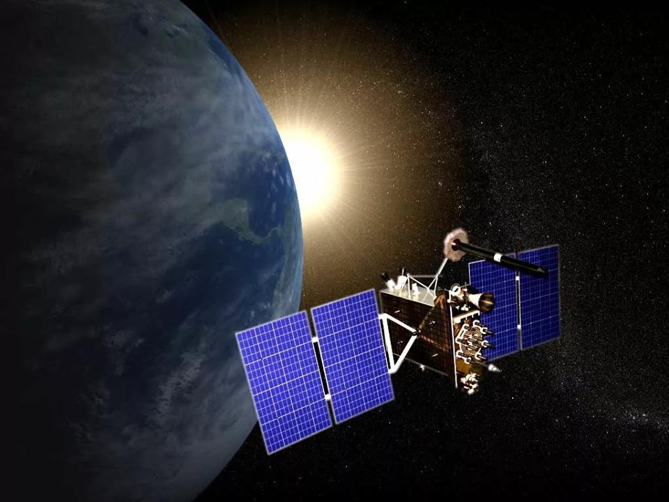 NASA показало самые высокие облака на Земле / facebook.com/Roscosmos