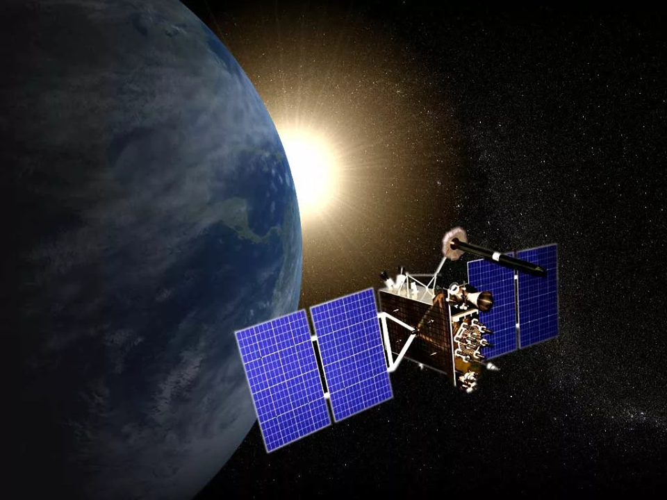У випробуванняхбрав участь російський супутник/ фото facebook.com/Roscosmos