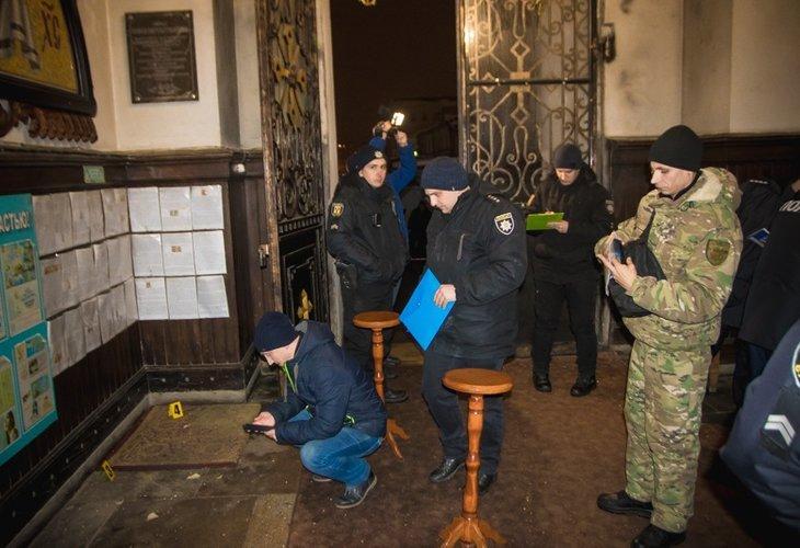 """Поліція відкрила справу за статтею """"Хуліганство"""" / Фото: portal-pravoslavie.sumy.ua"""
