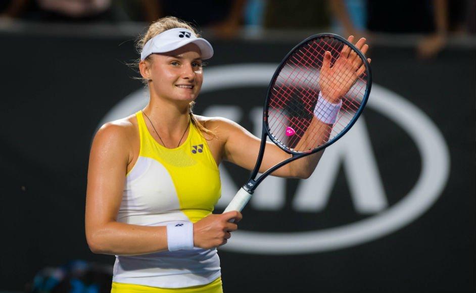 Даяна Ястремская во второй раз в сезоне сыграет в полуфинале / фото: twitter.com/WTA