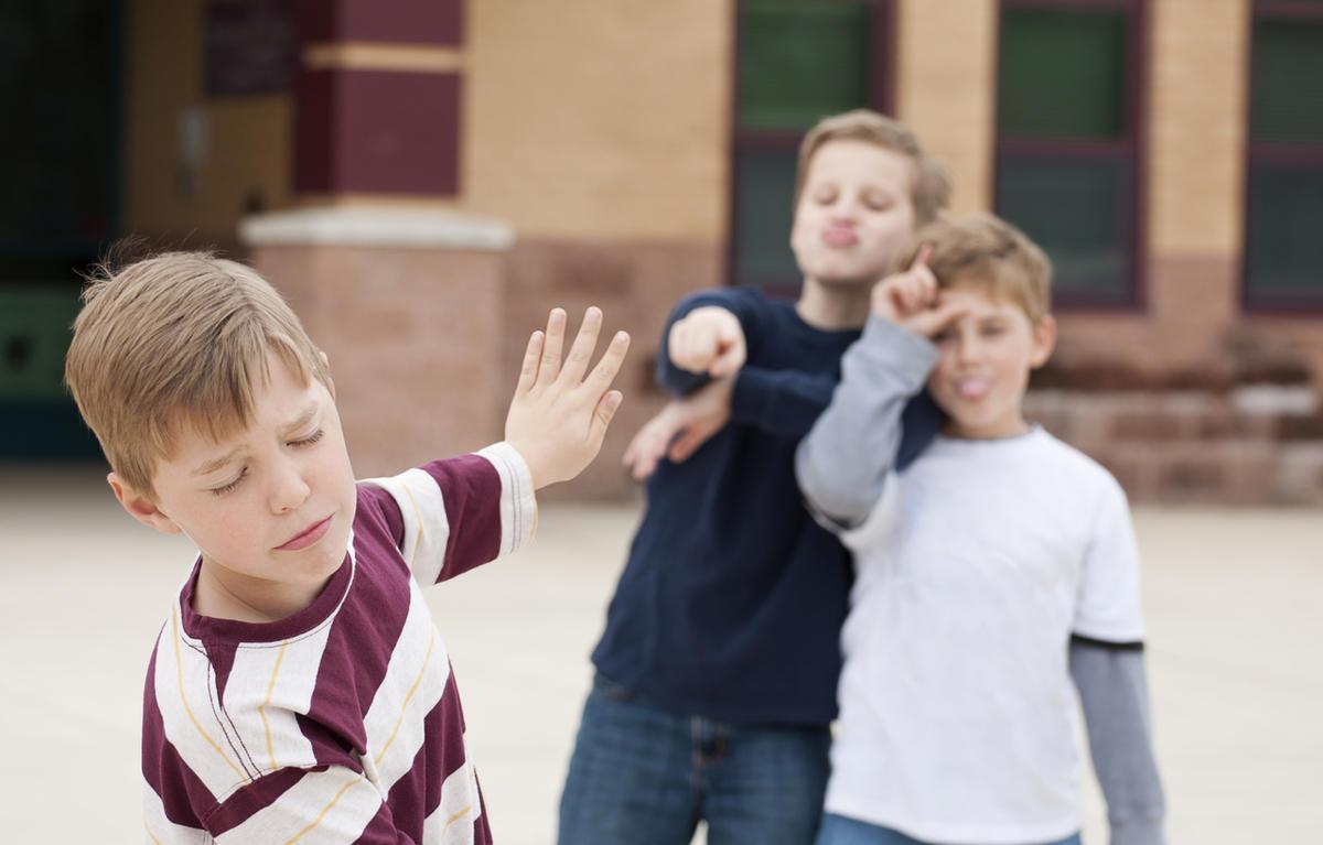За травлю детей в школах уже штрафуют / фото ringeraja.rs