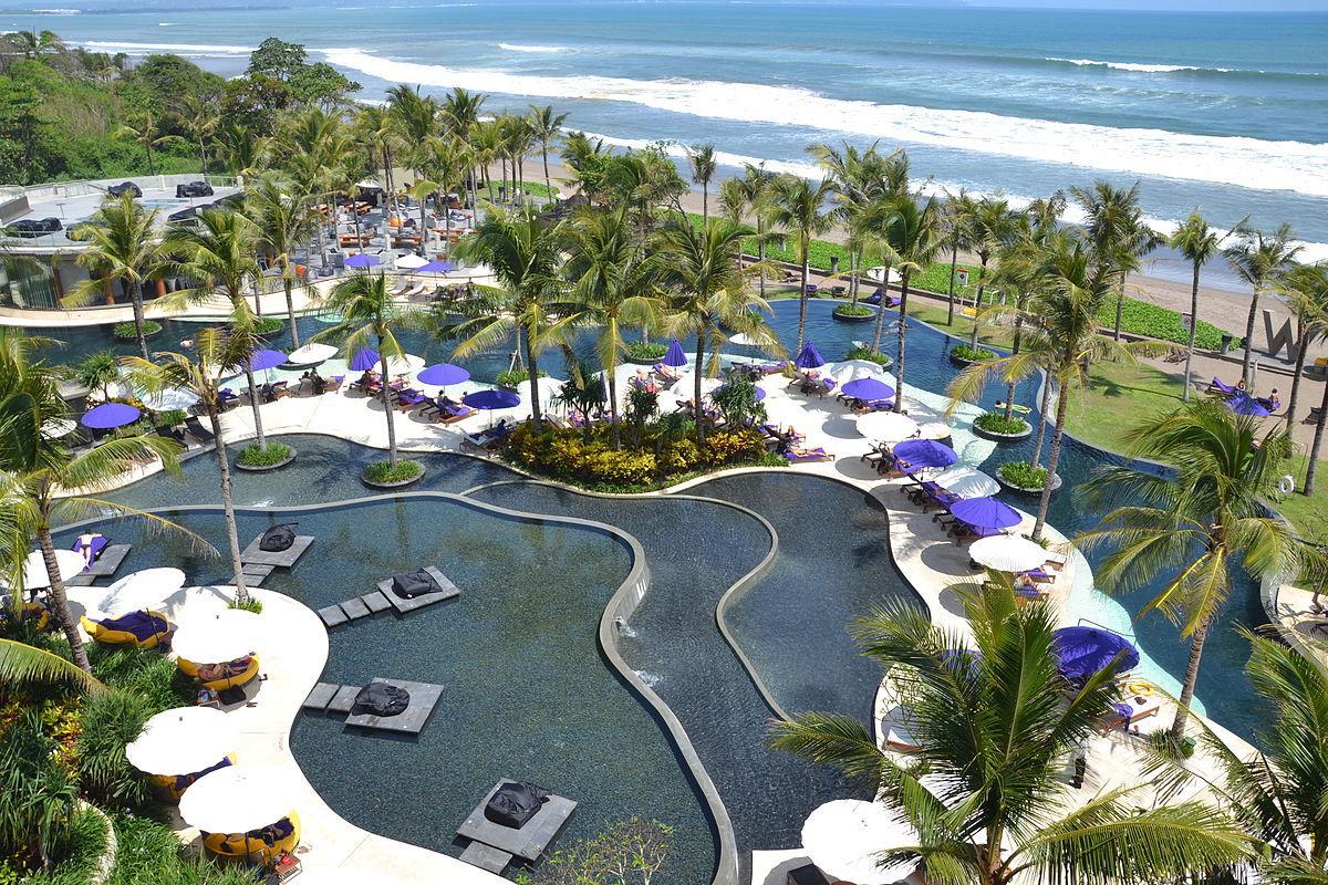 Бали не справляется с массовым туризмом / commons.wikimedia.org