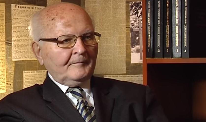 7f7fdd9a14aabc У Львові помер 98-річний лідер ОУН Омелян Коваль, який був в'язнем ...