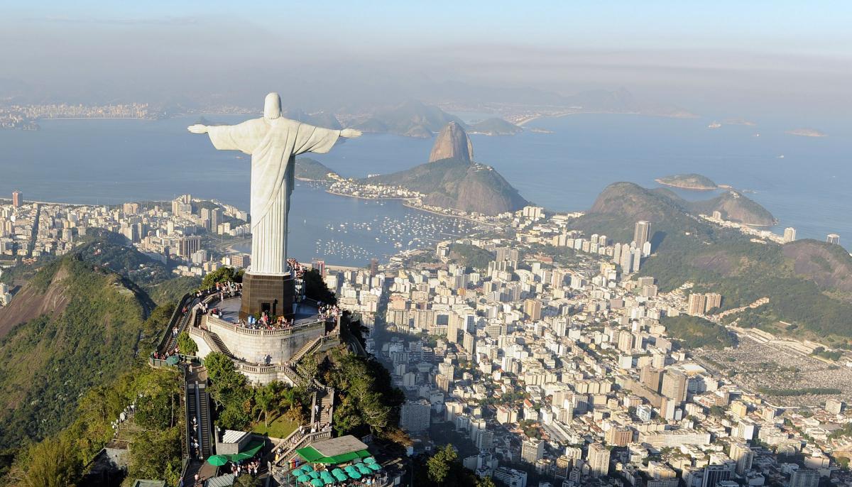 В 1565 году в Бразилии была основана португальская колония Рио-де-Жанейро / фото zabugor.com