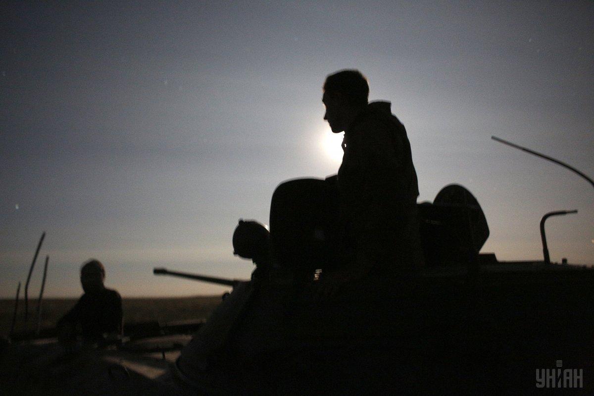 С начала текущих суток обстрелов позиций украинских войск не зафиксировано / фото УНИАН