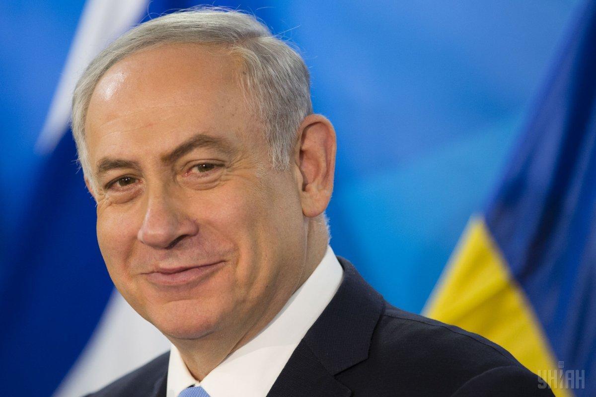 Нетаньяху на следующей неделе посетит Киев / фото УНИАН