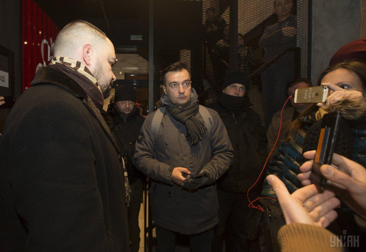 Журналист Гнап подал документы в ЦИК / фото УНИАН