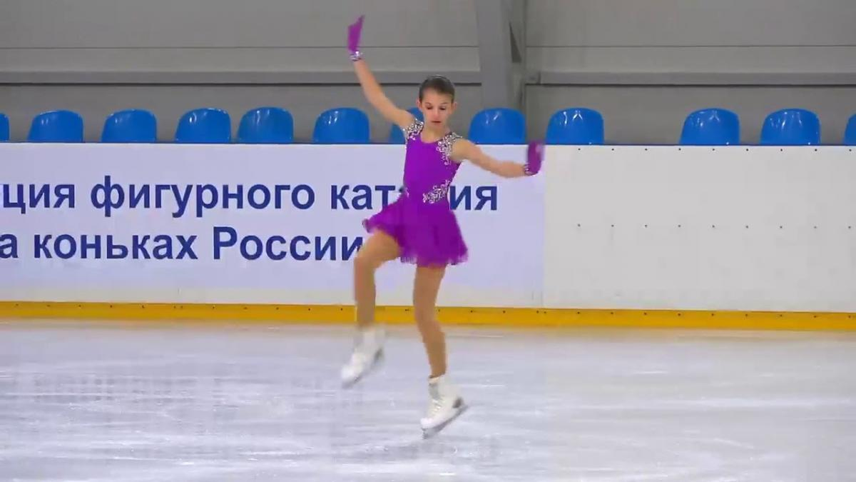 """Юная российская фигуристка раскрыла """"секрет успеха"""" / YouTube"""