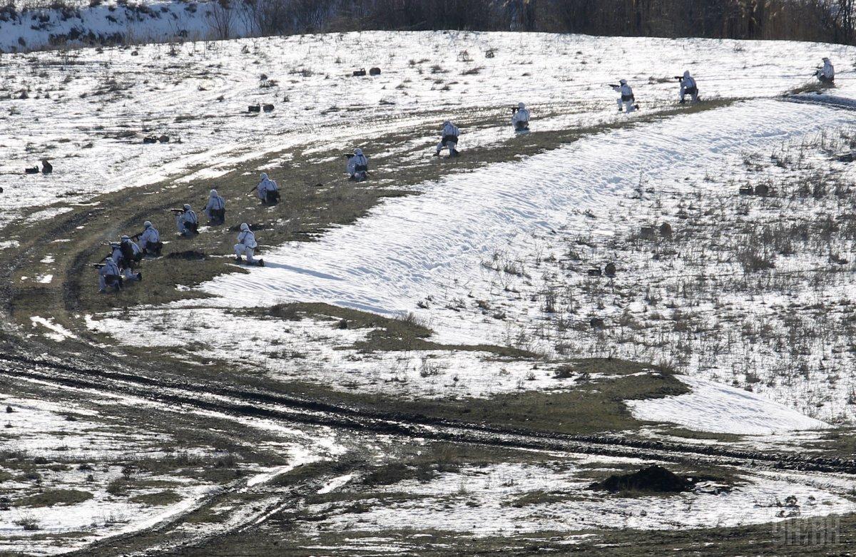 В штабе ООС рассказали об обстановке на Донбассе 12 февраля / фото УНИАН
