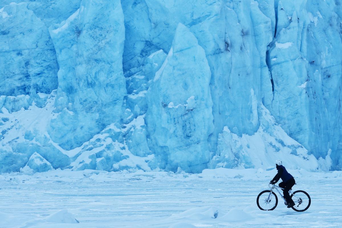 Фэтбайк появился от желания кататься на велосипеде даже в снежную зиму / фото Flickr.com