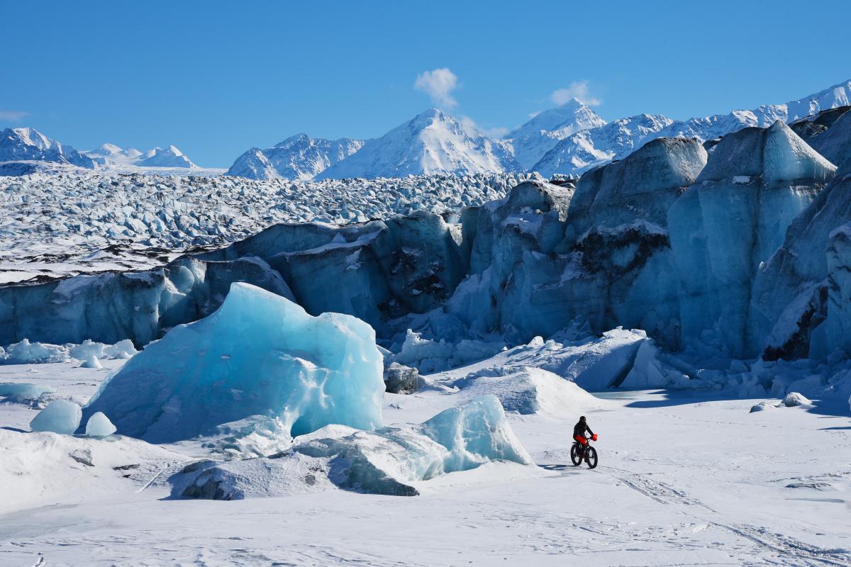 С фэтбайком зима не будет скучной / Фото Flickr.com