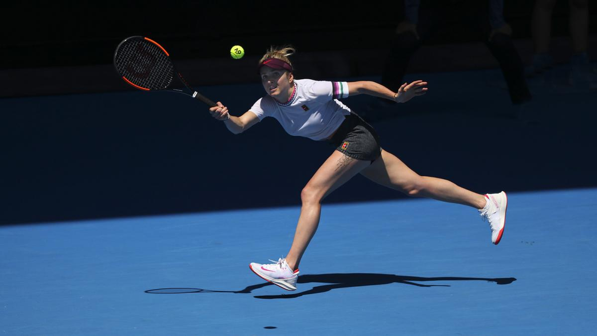 Свитолина гарантированно станет первой ракеткой мира, если выиграет Australian Open / ausopen.com