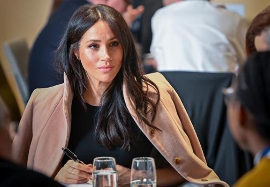 Меган Маркл тяжело приспособиться к королевской жизни / instagram.com/kensingtonroyal