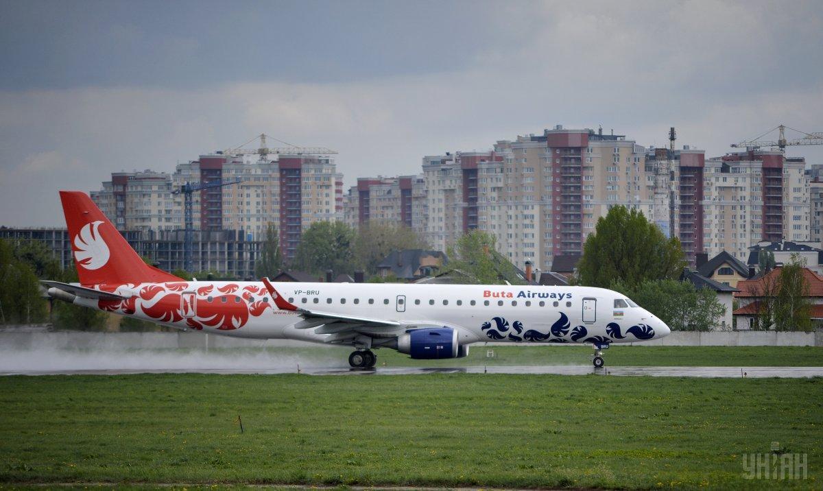 Buta Airways запустит регулярные рейсы из Одессы и Харькова в Баку / фото УНИАН
