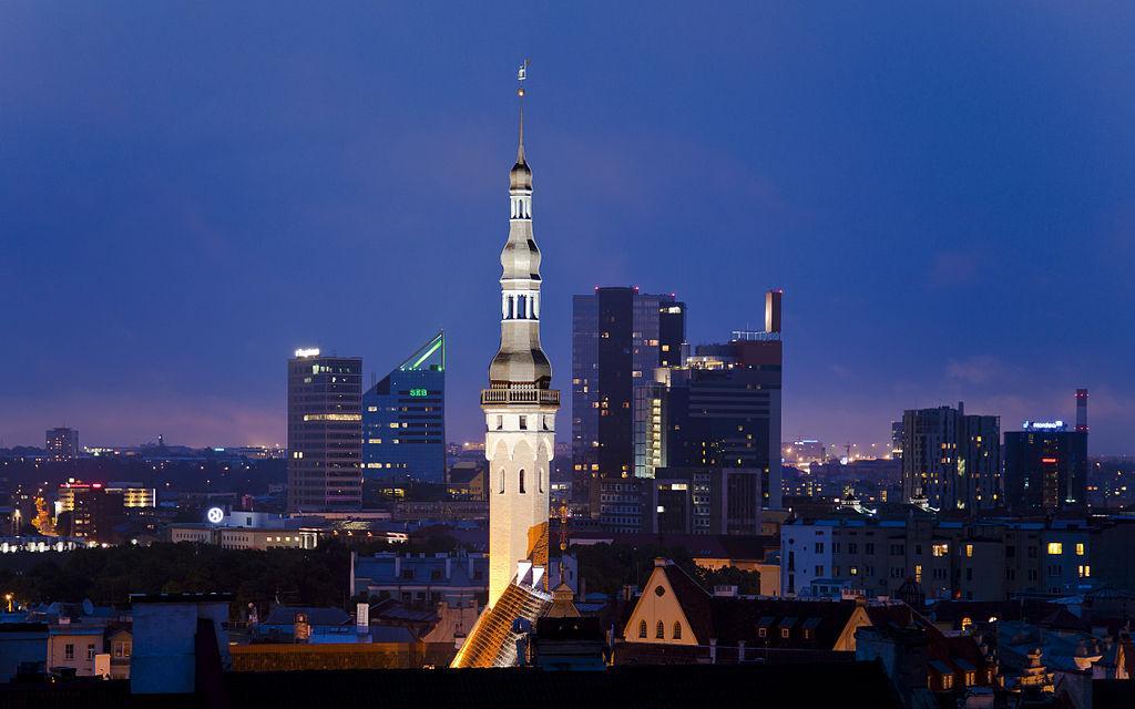 В Таллине против ратификации пограндовогора с РФ / Фото en.wikipedia.org / Diego Delso