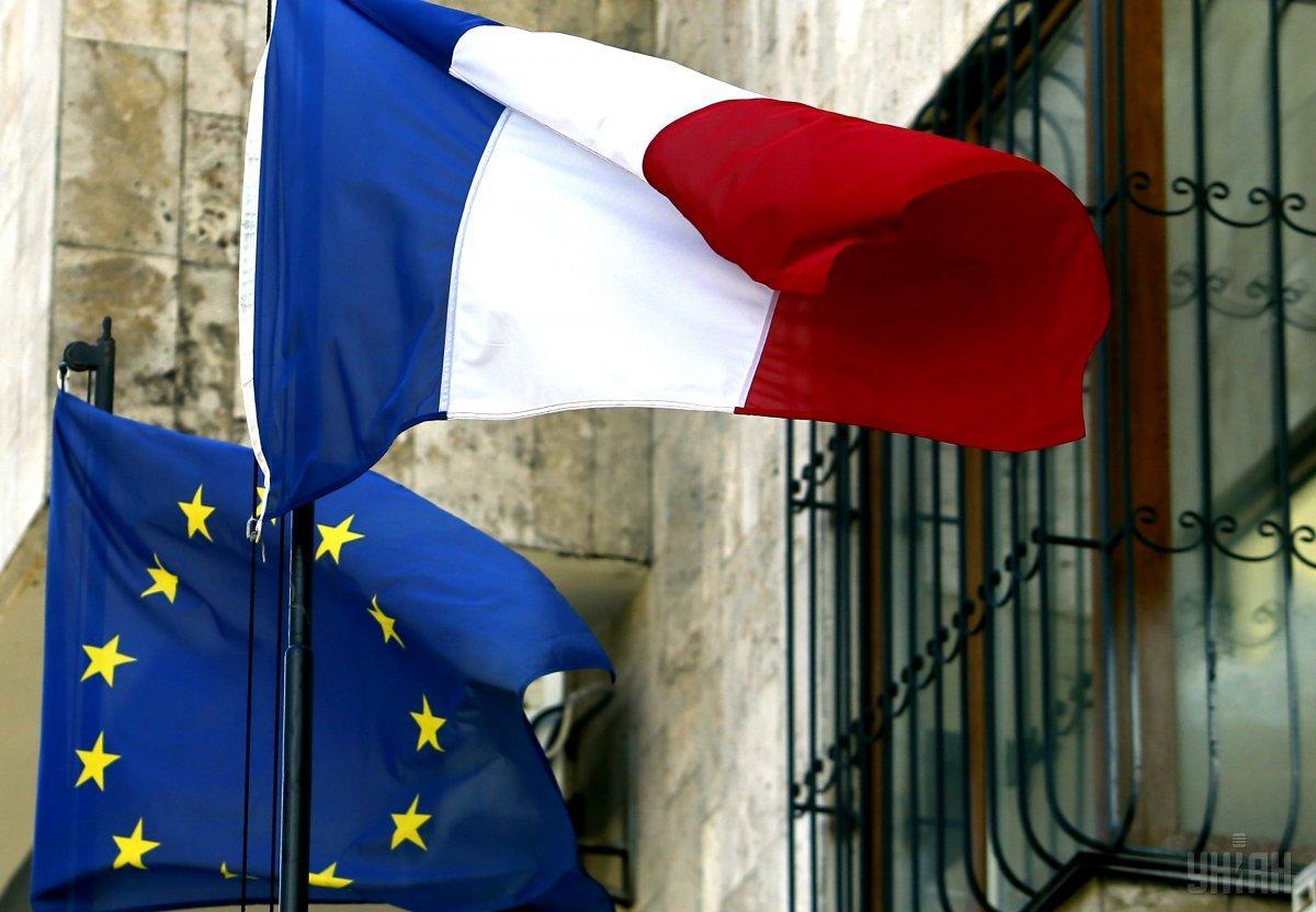 """Франция не хочет, чтобы """"Восточное партнерство"""" способствовало вероятности будущего членства в ЕС / фото УНИАН"""