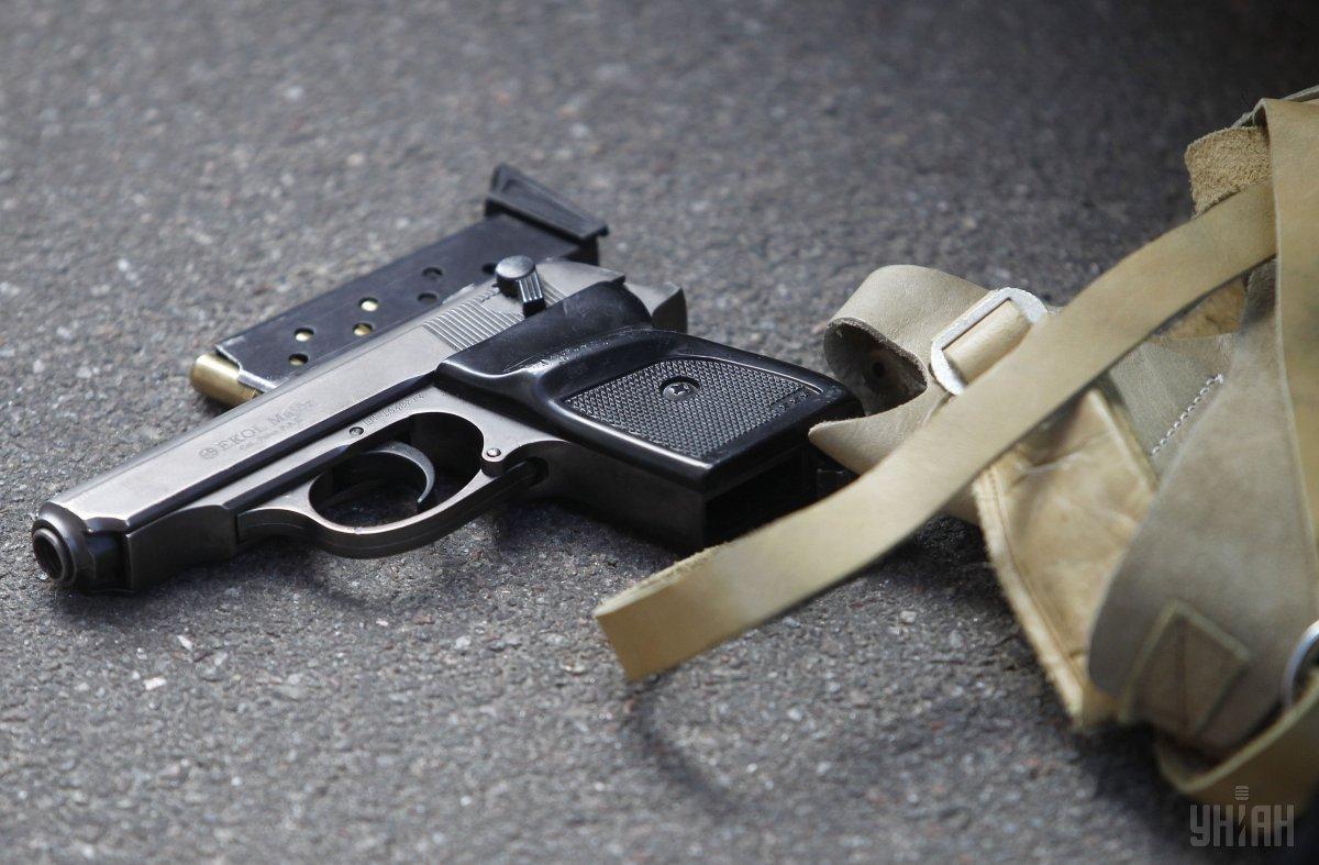 Оружие в портфеле заметили ее одноклассники/ фото УНИАН