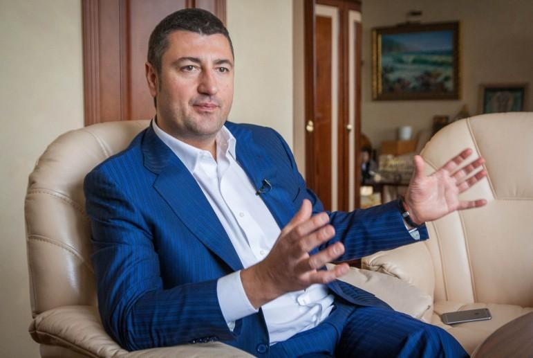 Олег Бахматюк назвал ложными и манипулятивными заявления директора НАБУ Артема Сытника / фото УНИАН