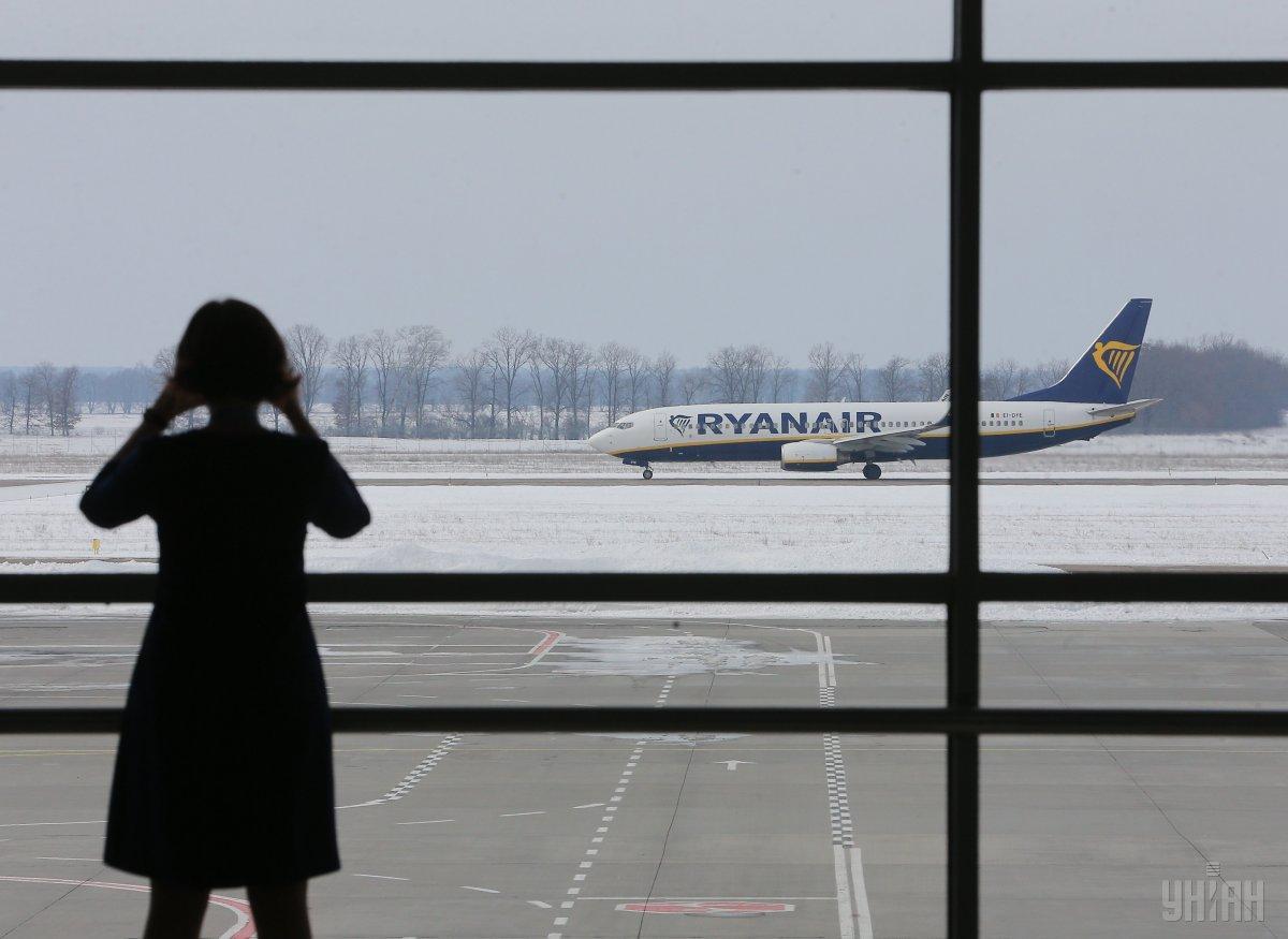Ryanair приобрела австрийскую авиакомпанию / фото УНИАН