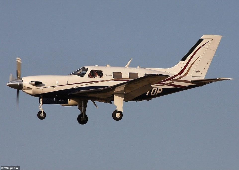 Літак Piper Malibu / Wikipedia