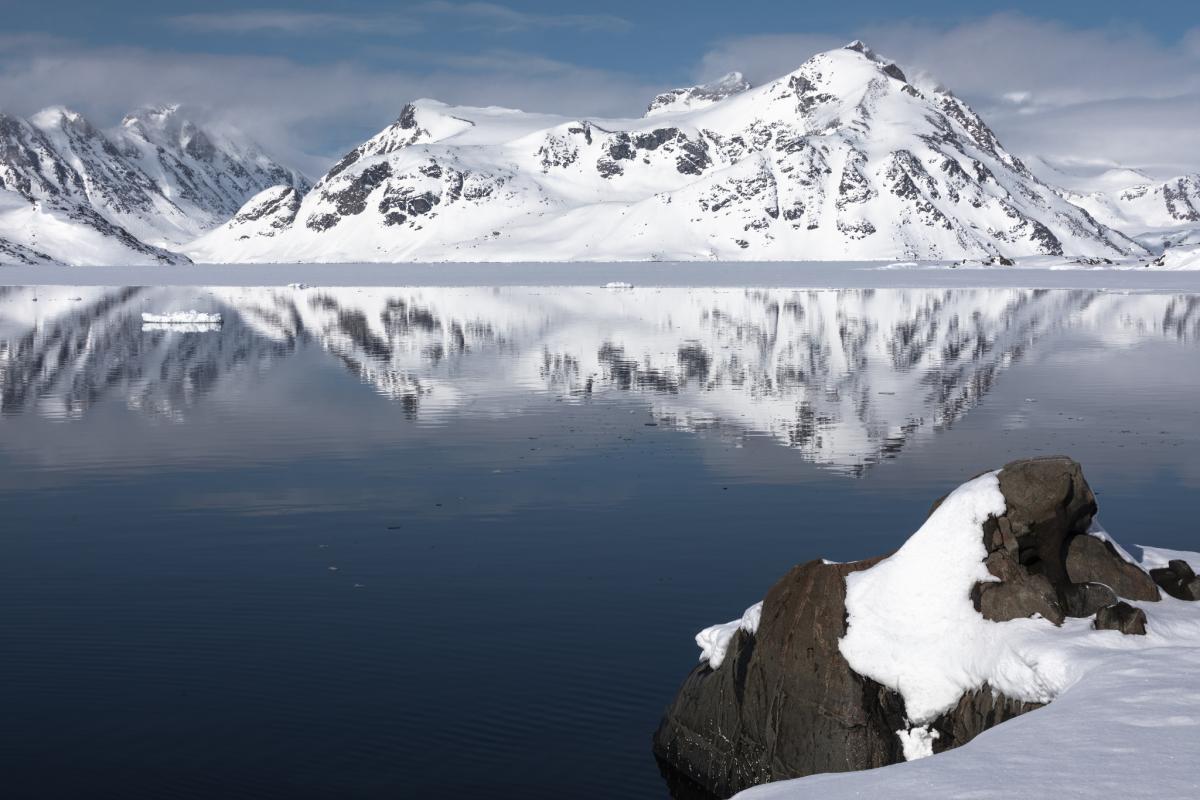 Якщо Гренландія повністю розтане, багато міст опиняться під водою/ фото flickr.com/mtrienke