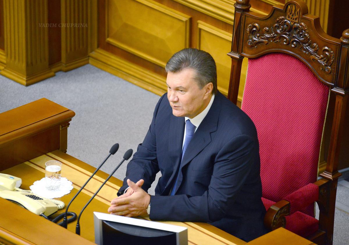 В Януковича є право подати клопотання про помилування, зазначив суддя / фото Wikimedia Commons
