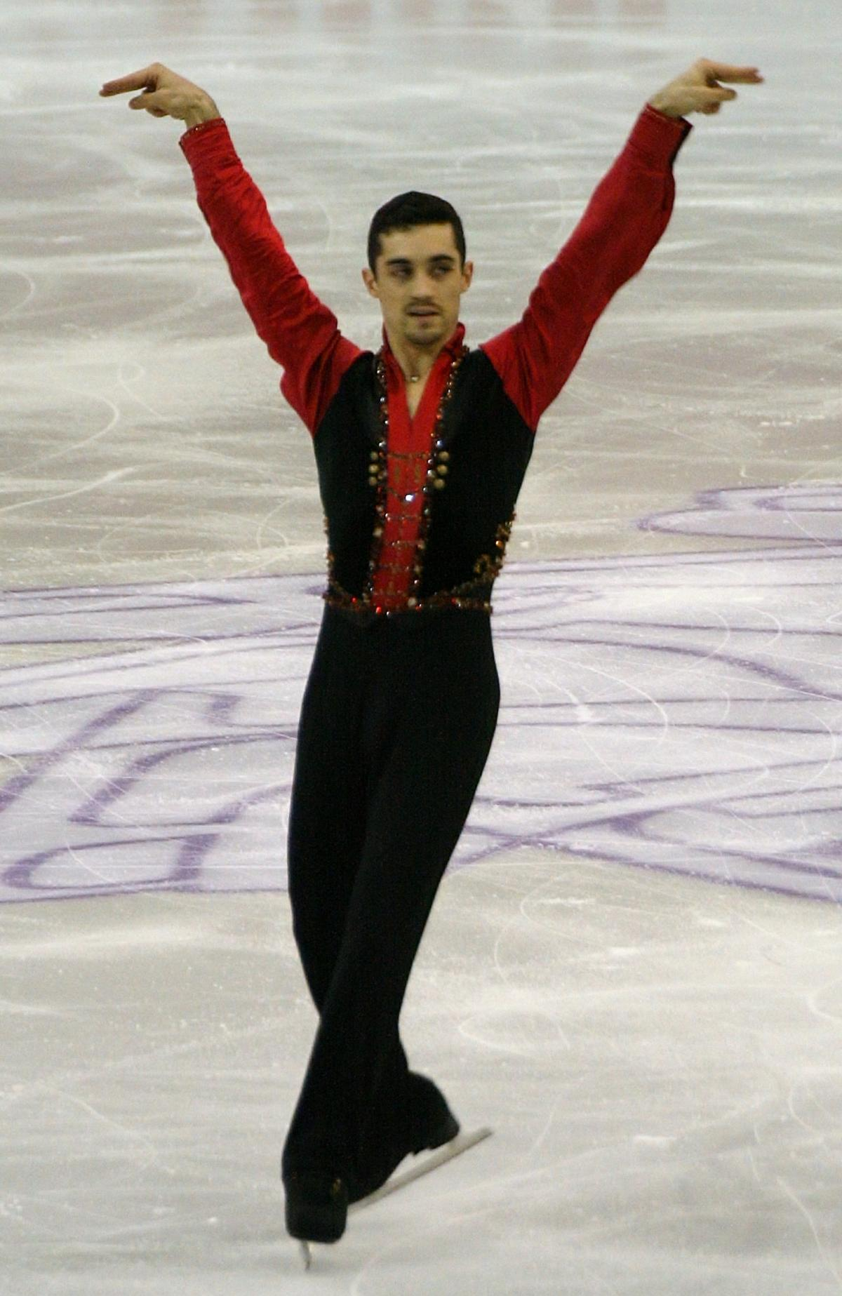 Хавьер Фернандес - бронзовый призер Олимпиады в Пхенчхане-2018 / фото Wikimedia Commons