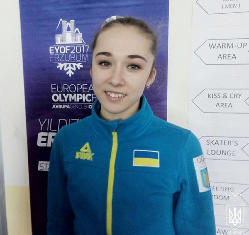 Анастасия Гожва в 2015 году выиграла чемпионат Украины / фото noc-ukr.gov