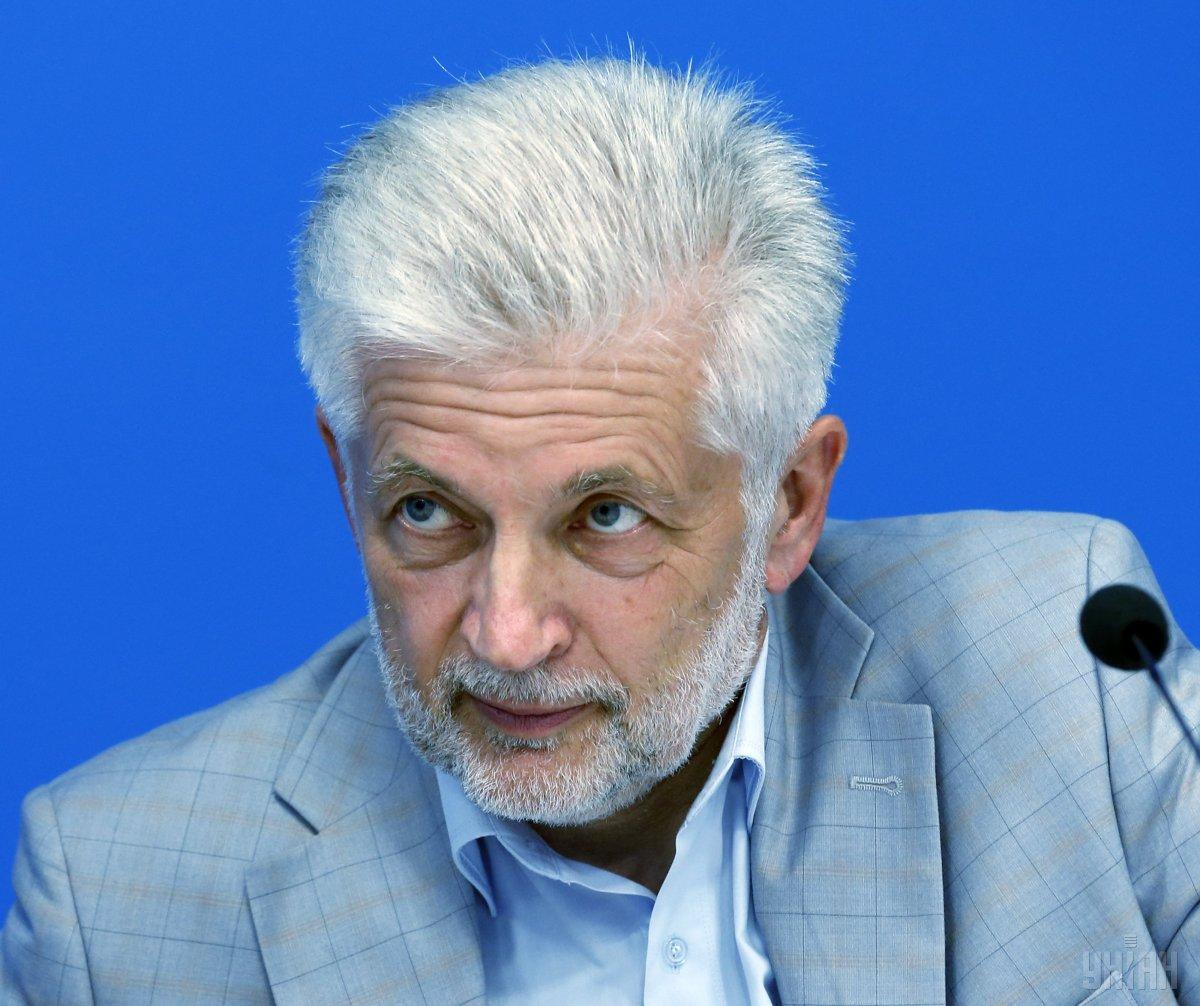 Директор аналитико-исследовательского центра «Институт города» Александр Сергиенко / фото УНИАН