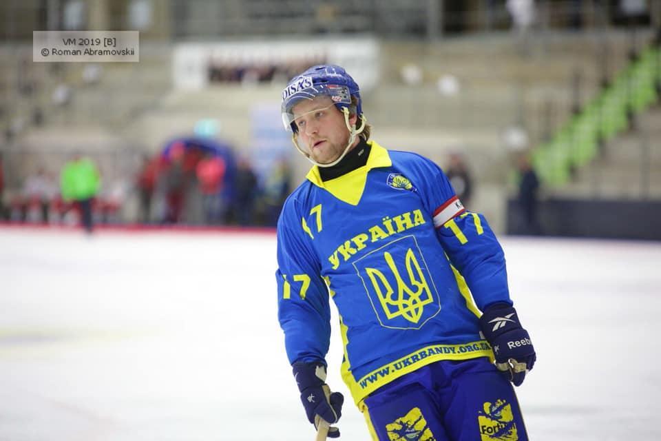 Дмитро Цимбал не відзначився забитими голами в матчі з командою Естонії / facebook.com