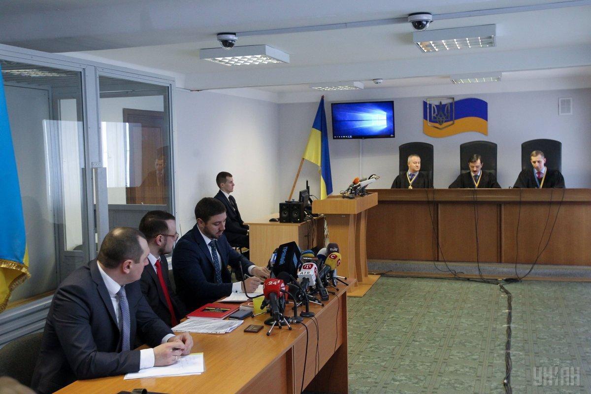 Януковича заочнозасудили в Києві / Фото УНІАН