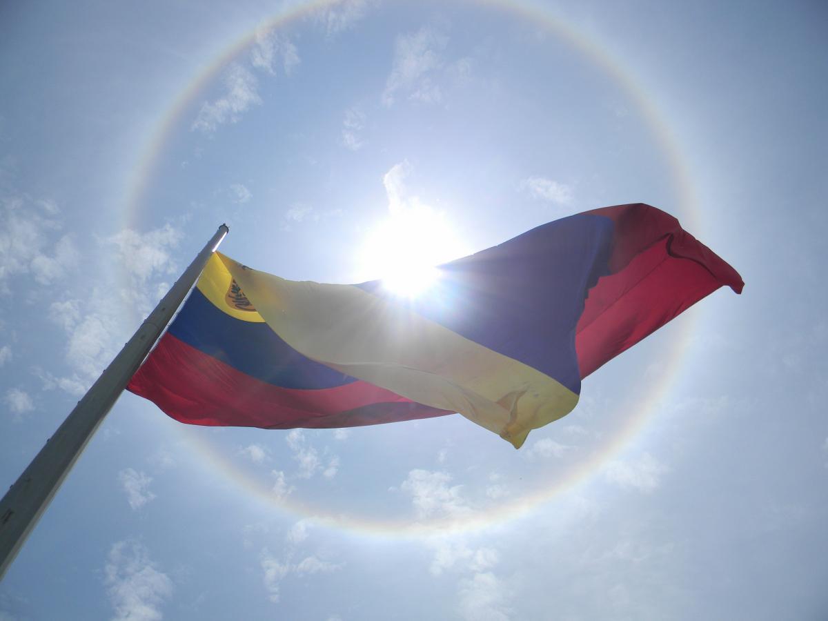 Судьи Верховного суда Венесуэлы приняли решение запретить Хуану Гуайдо выезжать за пределы страны / фото flickr.com/remenor