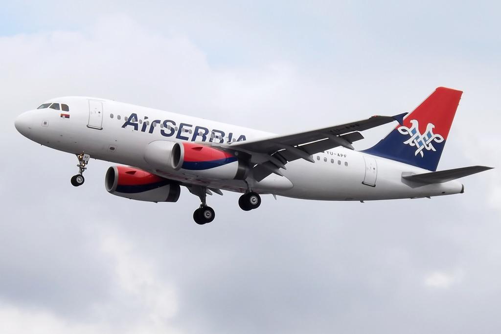 Air Serbia / Flickr