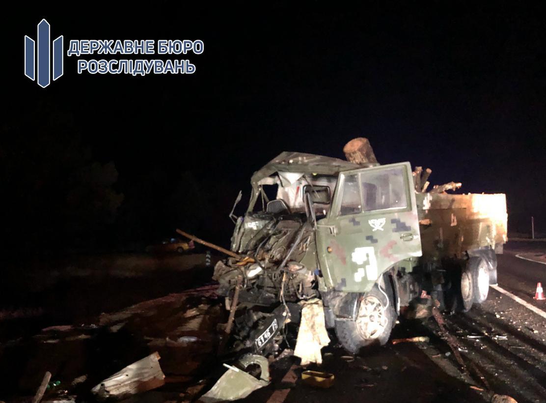 На Херсонщине в ДТП погиб военный, еще трое пострадали / фото ГБР
