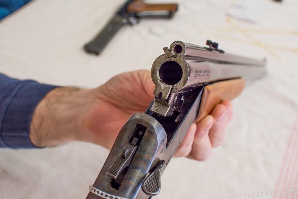 Стрелявший с места Чп скрылся, позже его нашли с огнестрельным ранением головы/ Pixabay