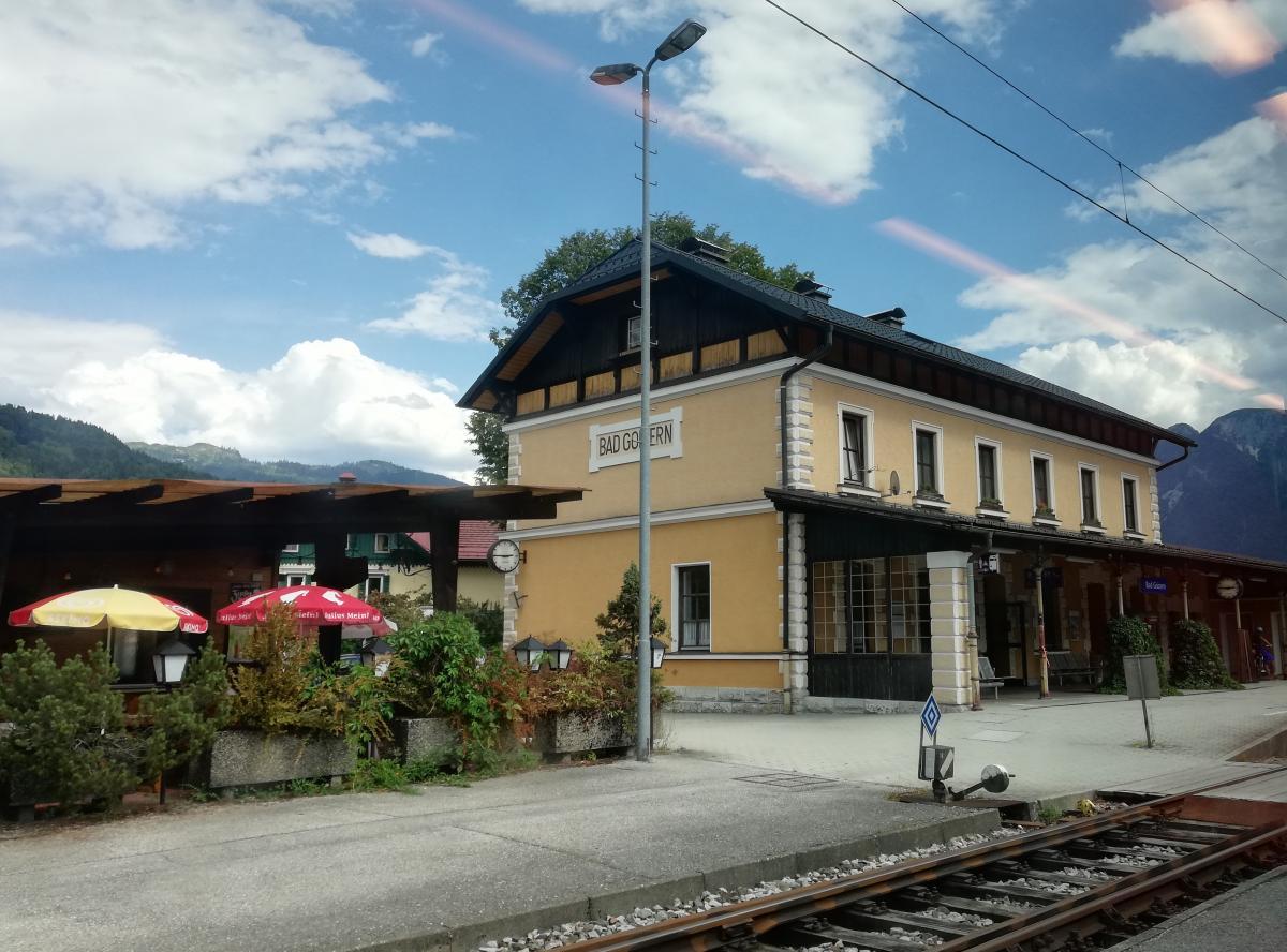 Билеты на поезда в Австрии можно купить онлайн, в кассе на вокзале или в автомате / Фото Марина Григоренко