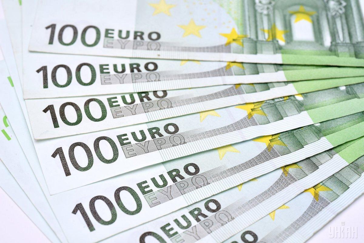 Украина получила средства от размещения облигаций внешнего государственного займа в объеме 1 млрд евро / фото УНИАН